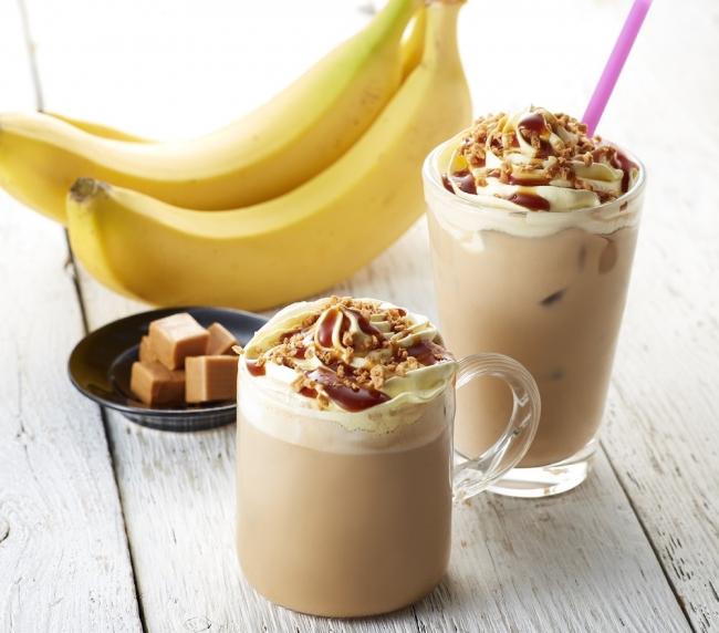 バナナ タリーズコーヒー