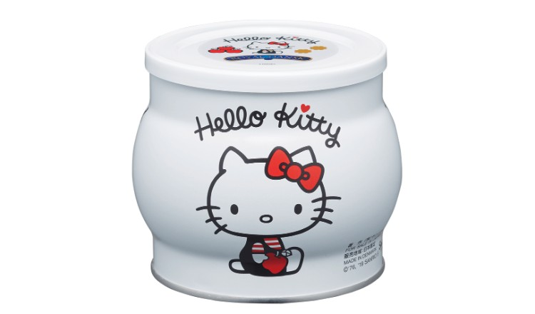 ハローキティ hello kitty ROYAL DANSK クッキー cookie