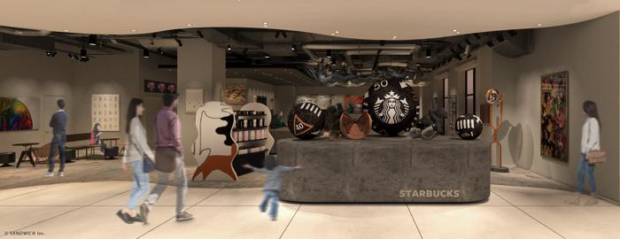 スターバックスコーヒー京都BAL店 Starbucks (1)