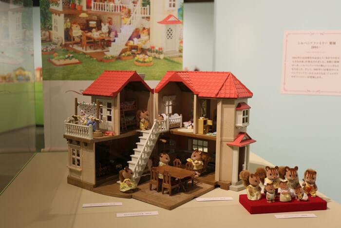 シルバニアファミリー展 Sylvanian Families Exhibition 森林家族展7