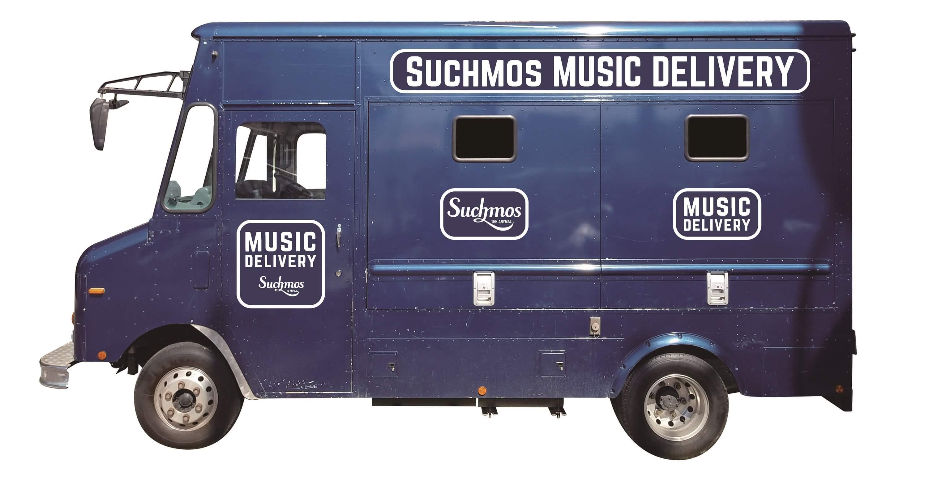 Suchmos_MUSIC DELIVERY_THE ANYMAL_truck_サチモス_ザアニマル_トラック_移動販売_2