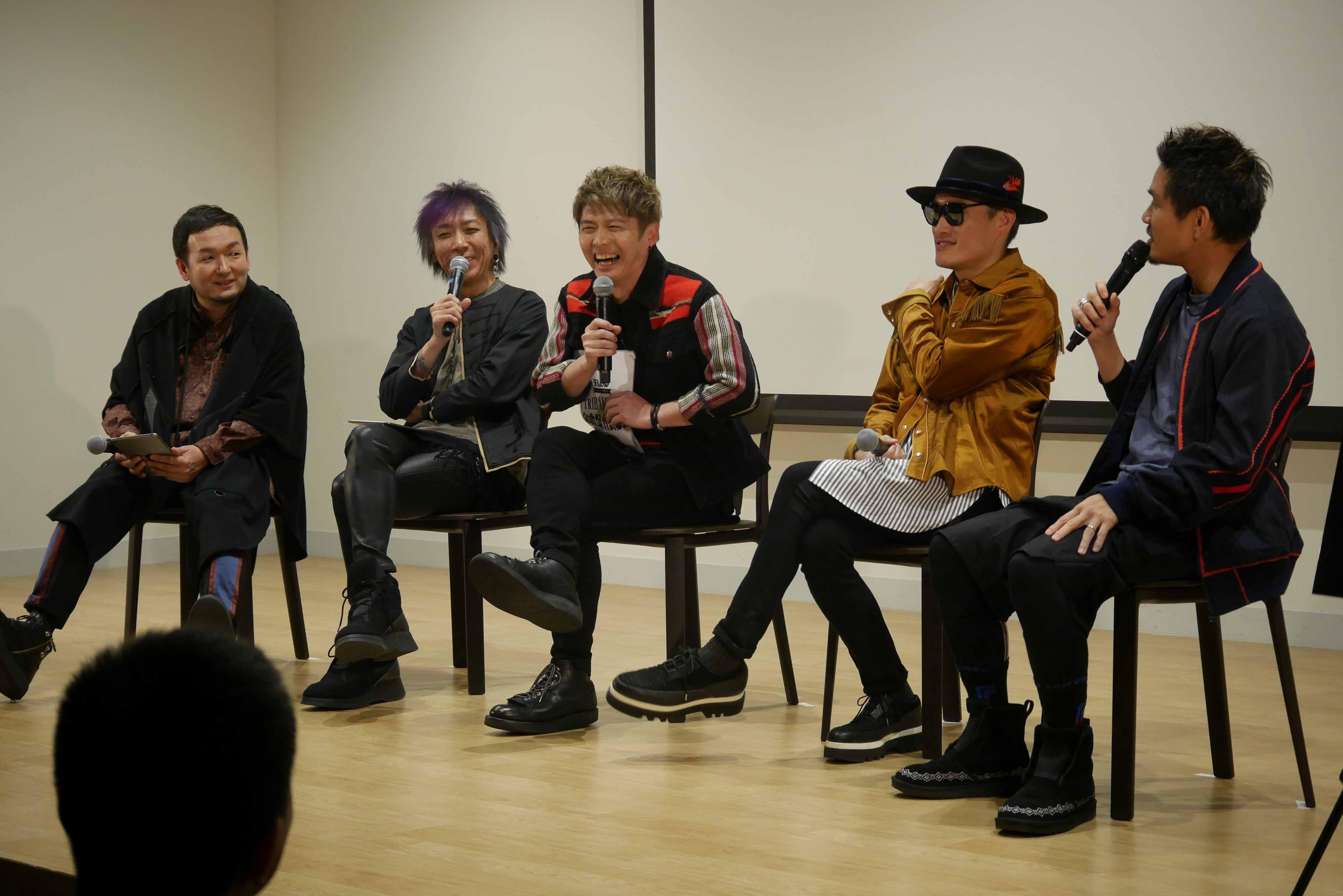 FLOW TRIBALYTHM 爆音試聴会s bakuon FLOW LIVE TOUR 2019 トライバリズム2