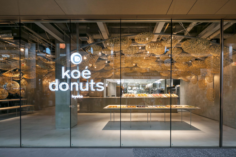 koe donuts kyoto コエドーナツ 渋谷 ポップアップストア pop up store sub1