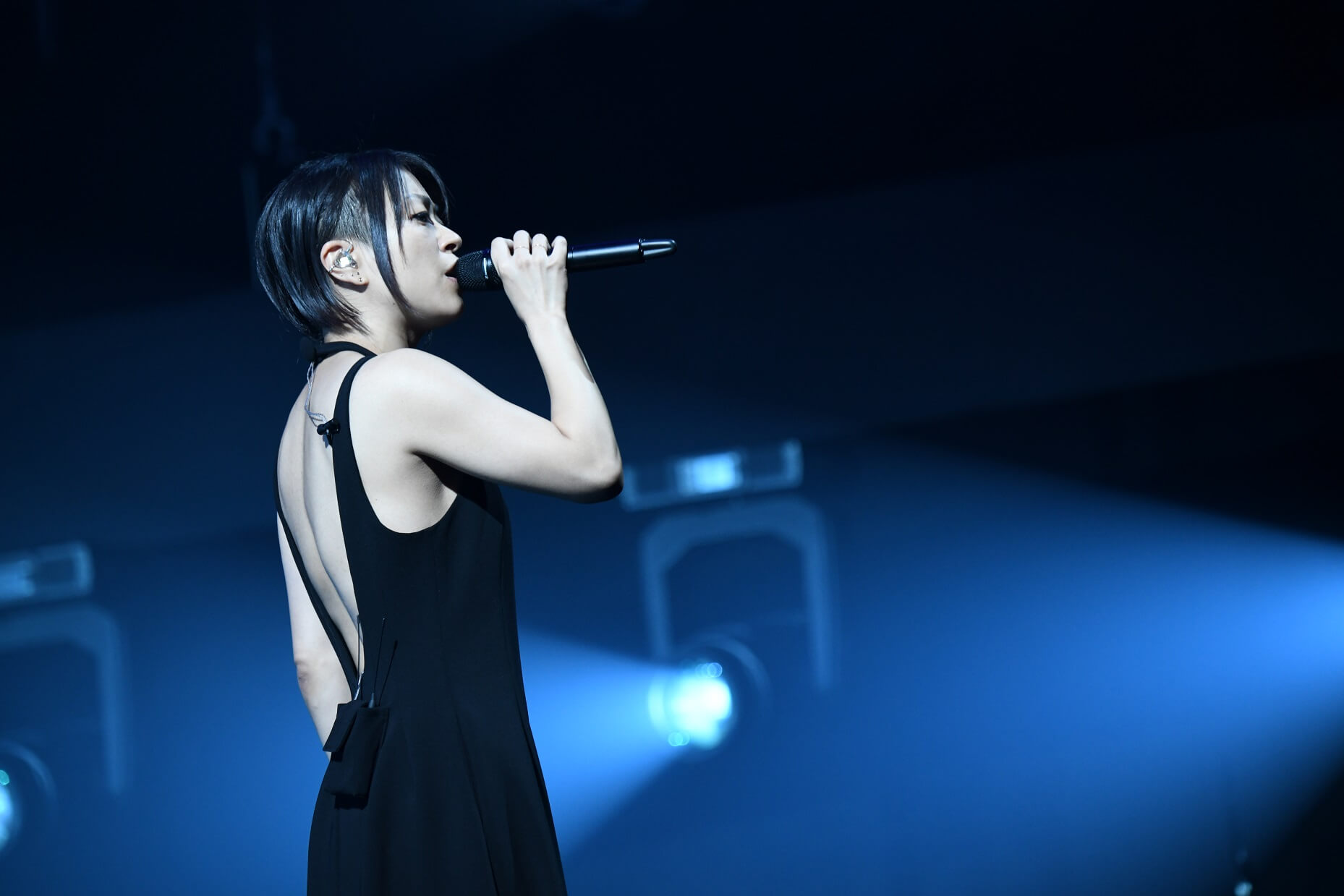 Hikaru Utada Laughter in the Dark Tour 2018 宇多田ヒカル ツアー 映像化 DVD iTunes Blu-ray NETFLIXLIVE写真_3