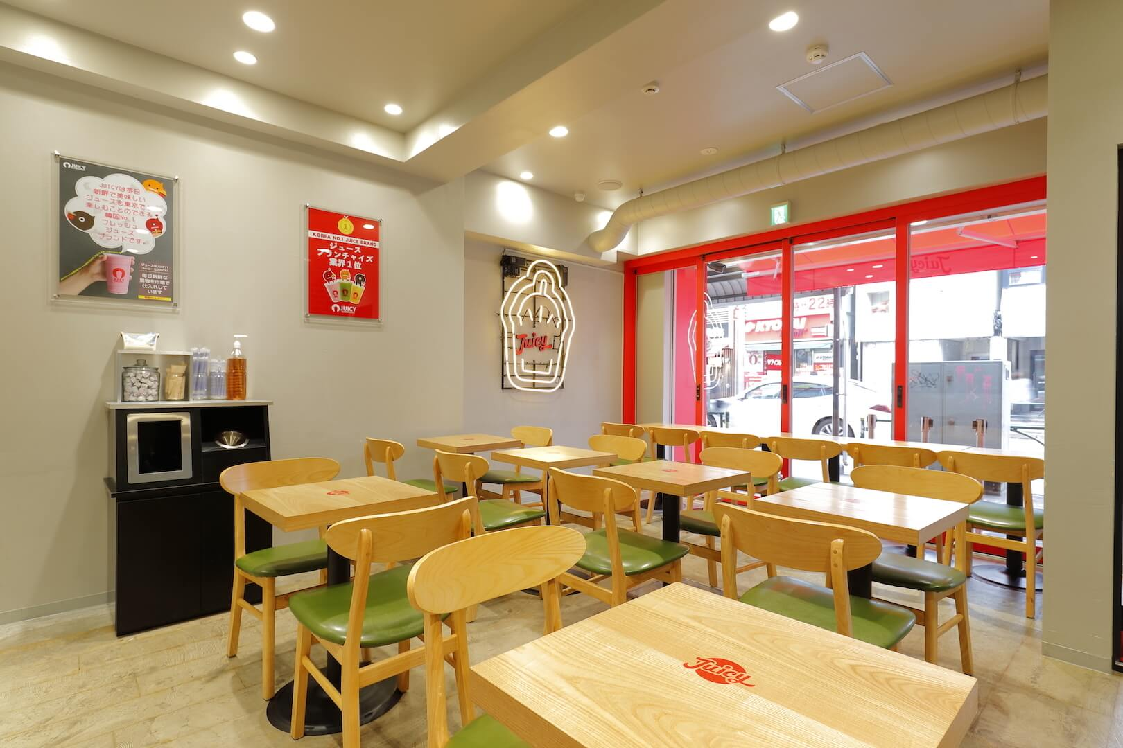 Harajuku S New Bubble Tea Shop Chakasho Review Moshi Moshi Nippon もしもしにっぽん