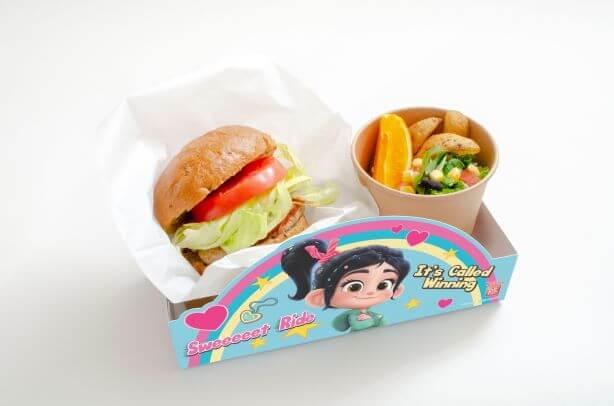 シュガー・ラッシュ カフェ Suger Lush cafe 表参道 Omotesando ハッピーミールBOX