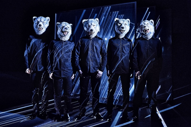 MAN WITH A MISSION's New Song to be Used as TV Drama 'Radiation