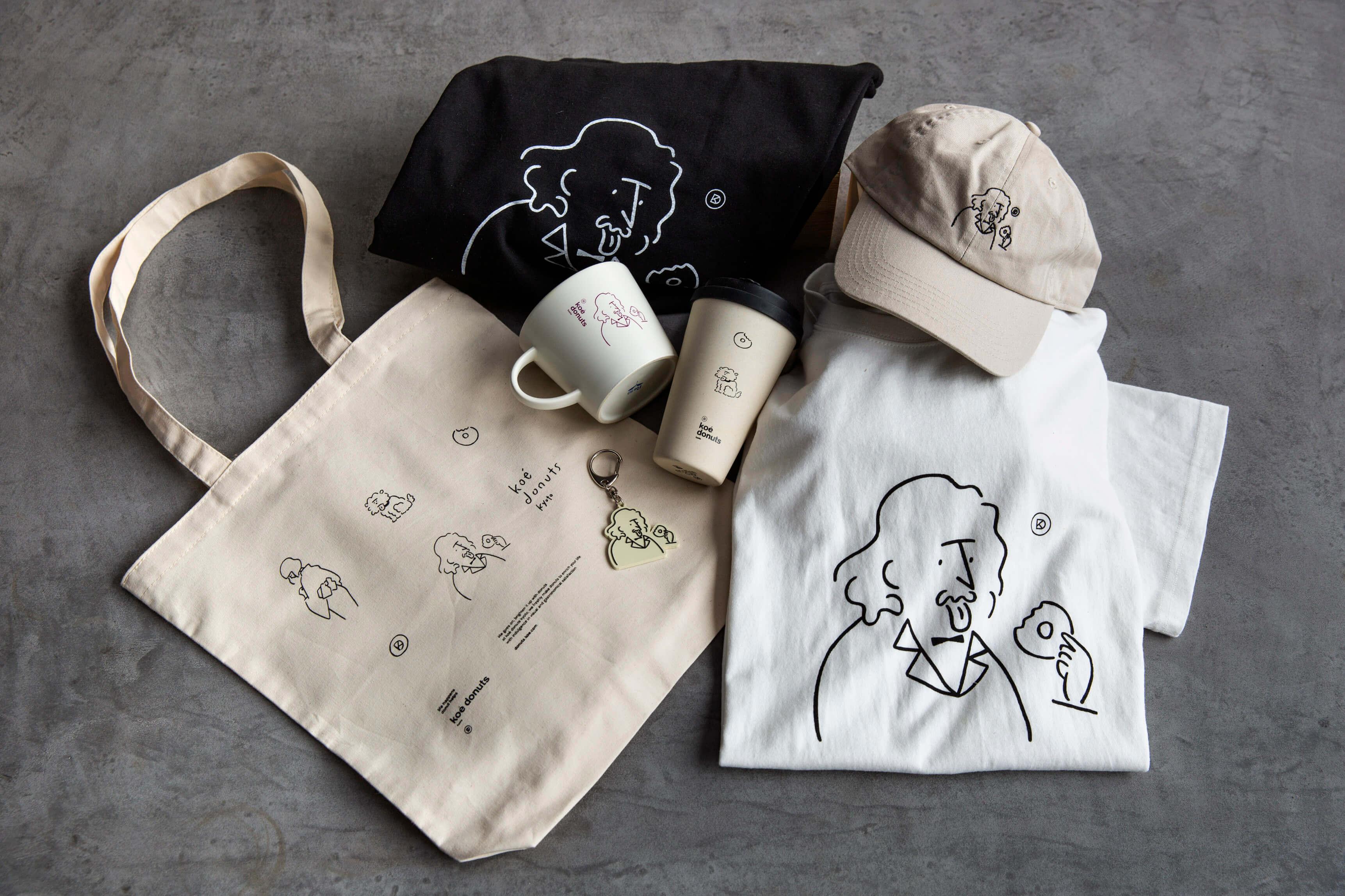 gennteigoods koe donuts kyoto コエドーナツ 渋谷 ポップアップストア pop up store sub2