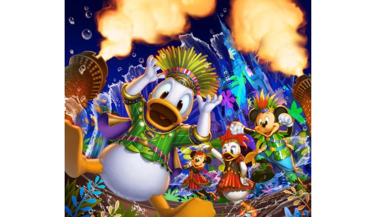 ディズニーランド ディズニーシー Disneyland-Disney-sea-event-イベント 夏