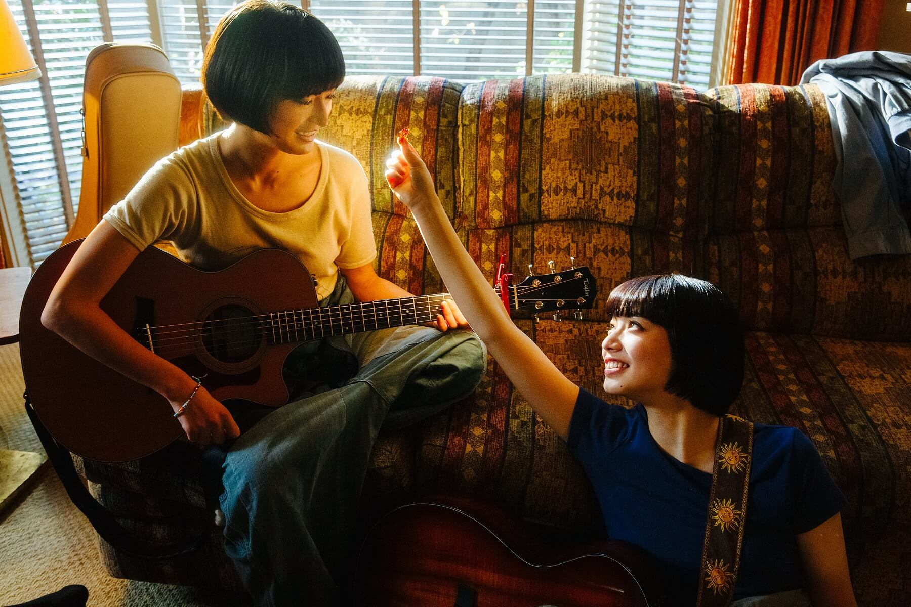 Sayonara Kuchibiru' Film Trailer Released Featuring Insert