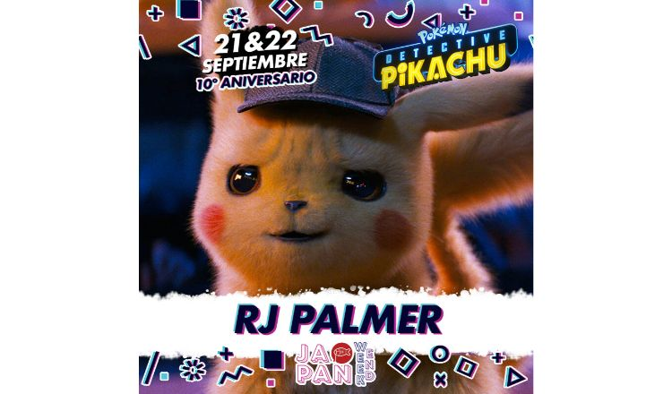 Japan Weekend Madrid Detective Pikachu's Pokémons (1)
