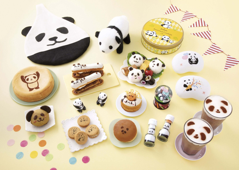 Pandaful Party エキュート上野 Ecute Ueno 7