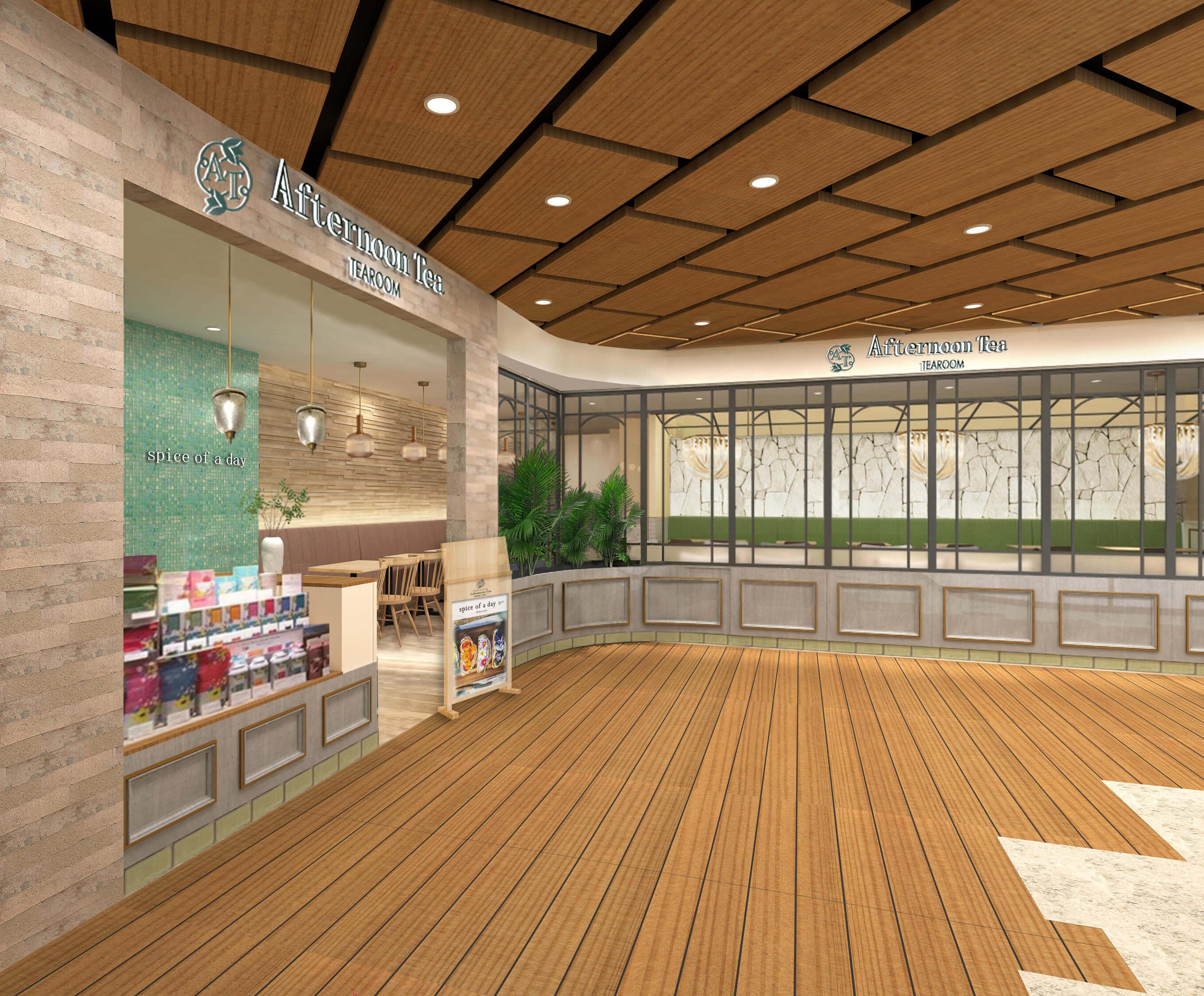 main Afternoon Tea TEAROOM アフターヌーンティールーム hongkong 香港 K11 MUSEA sub4