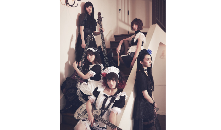 BAND-MAID-バンドメイド WORLD-TOUR-