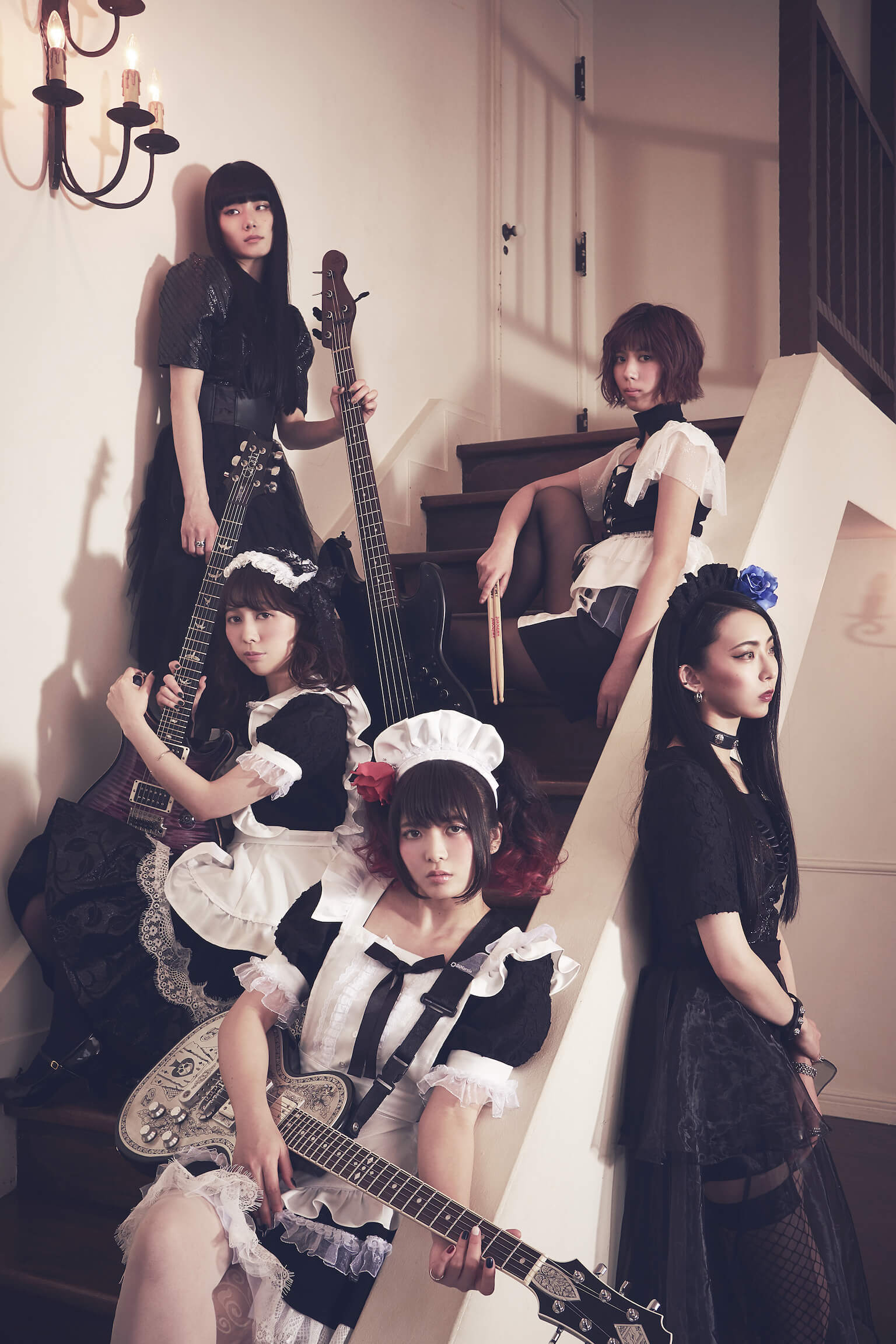 Concert Review: BAND-MAID Announce New Album For December 2019