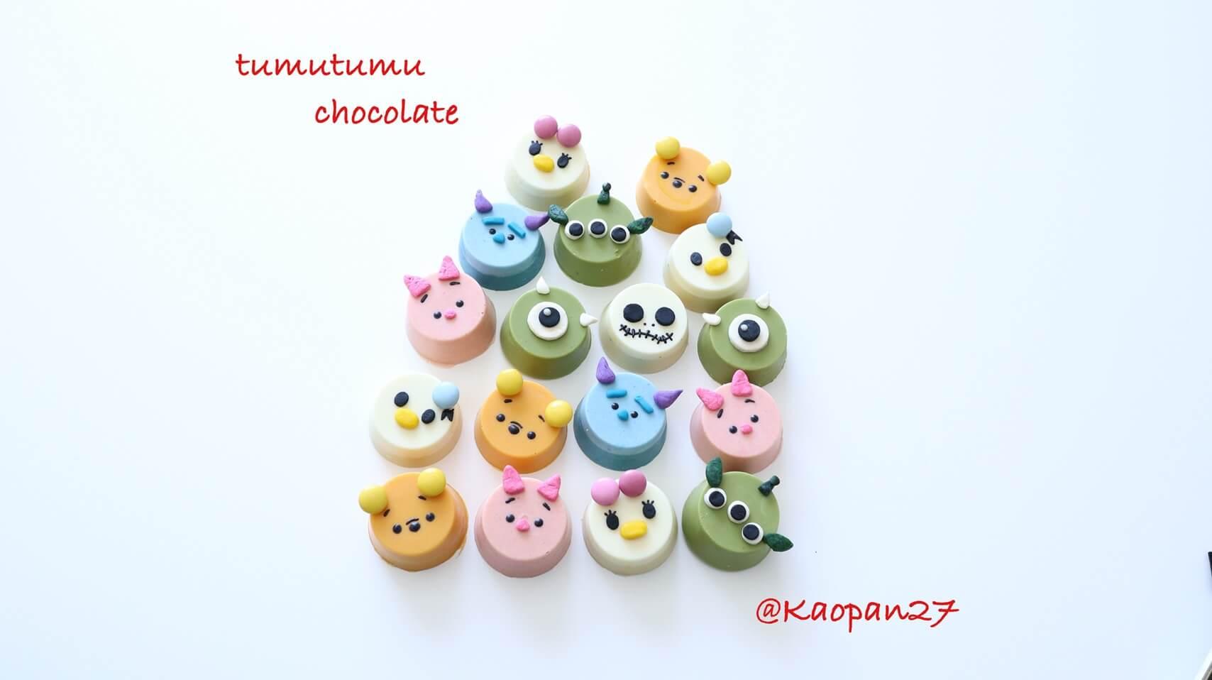 kaori レシピ ディズニー スイーツ recipe disney sweets 甜點 食譜