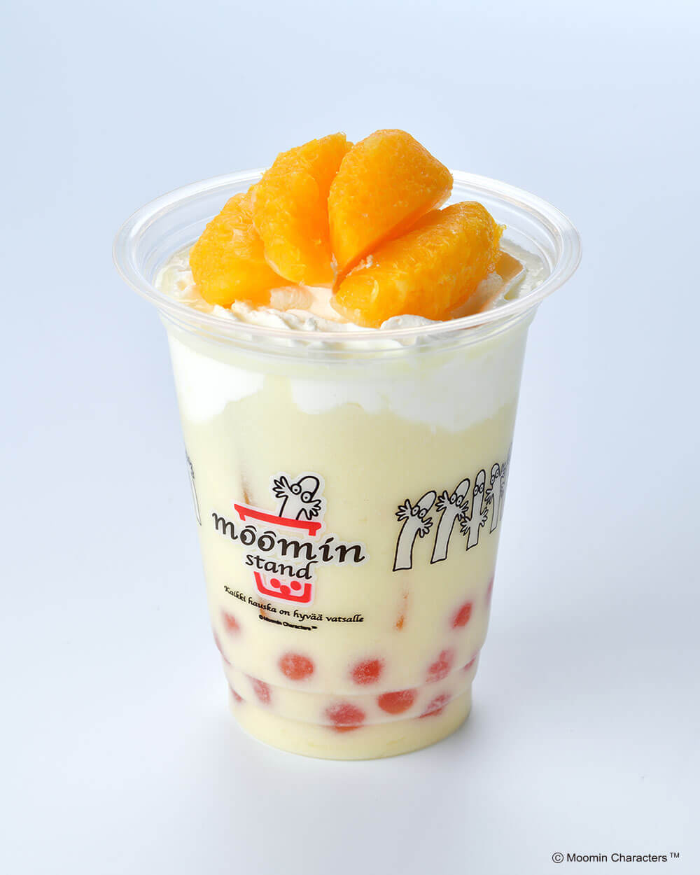 ぜいたく日向夏(ひゅうがなつ)ミルク zeitaku hyuga natsu milk ムーミン谷 moomin dani ムーミンスタンド moomin stand new product sub6