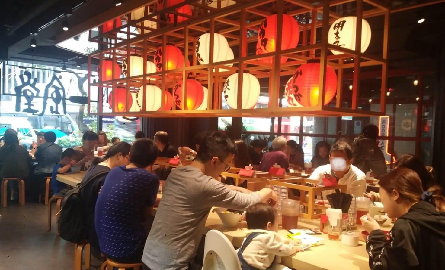IPPUDO HK Eaton Hotel店 一風堂 ippudo 香港 hong kong sub1