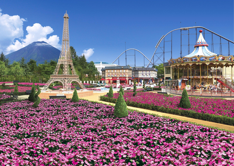 main富士急ハイランド fujikyu highland ピンクガーデン pink garden-min