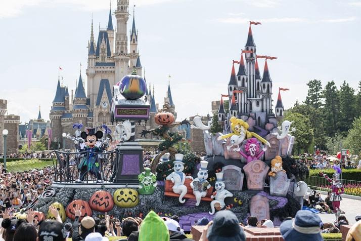 02 東京ディズニーリゾート tokyo disnery resort helloween-min