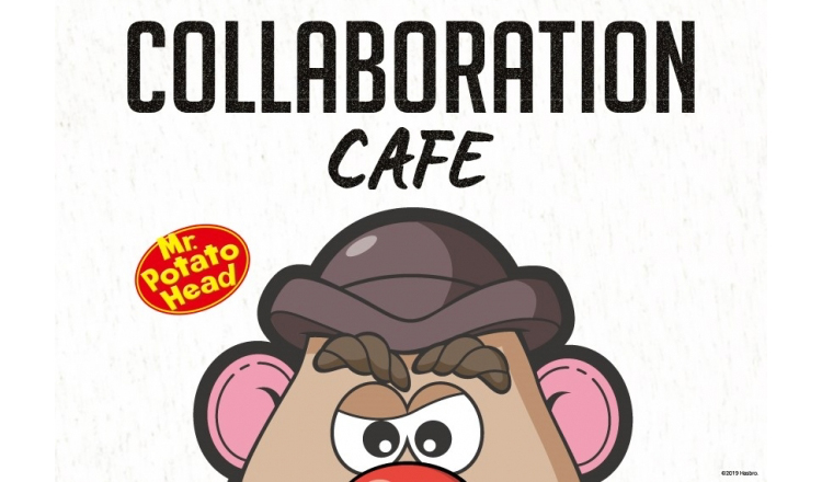 Toy Story's Mr  Potato Head Themed Cafe Arrives in Shibuya | MOSHI