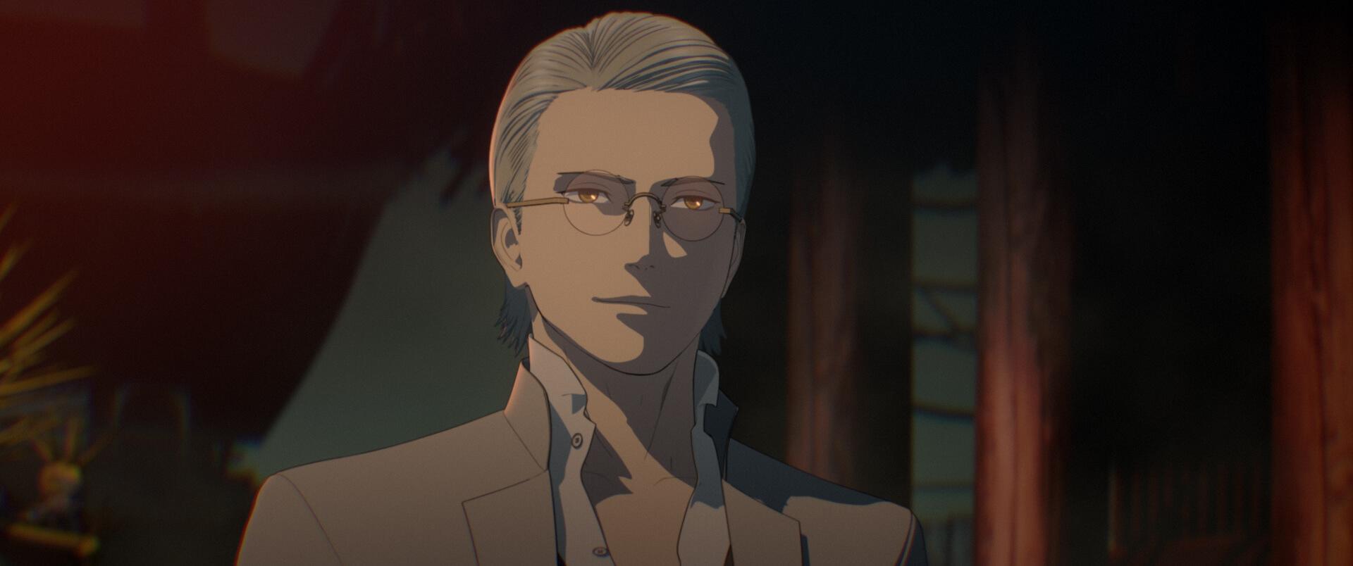 Human Lost Anime Film Clip Unveils Takahiro Sakurai As Masao Horiki Moshi Moshi Nippon もしもしにっぽん