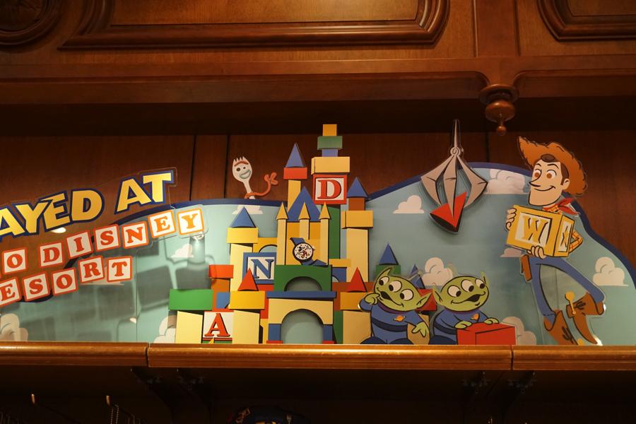 トイ・ストーリー4 Toystory4 Tokyo Disney Land Sea 東京ディズニーランド シー10