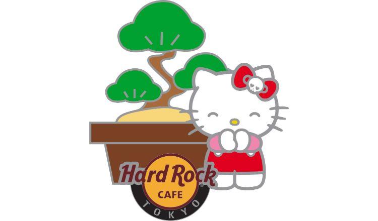 ハードロックカフェ ハローキティ Hard Rock Cafe Hello Kitty