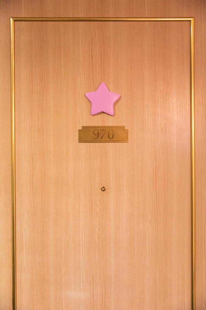 リトルツインスターズ ルーム ホテル Little Twin Stars Room