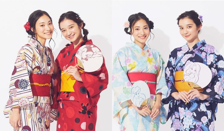 ディズニー 浴衣 Disney Yukata Kimono