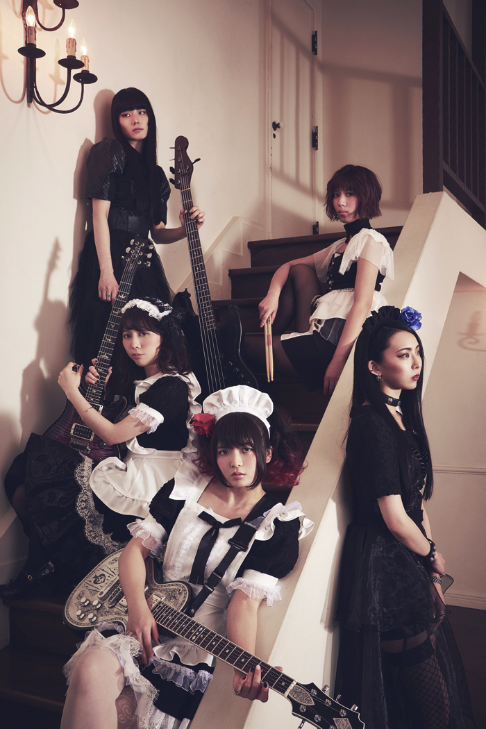 BAND-MAID Release Music Video For Epic New Song 'endless Story