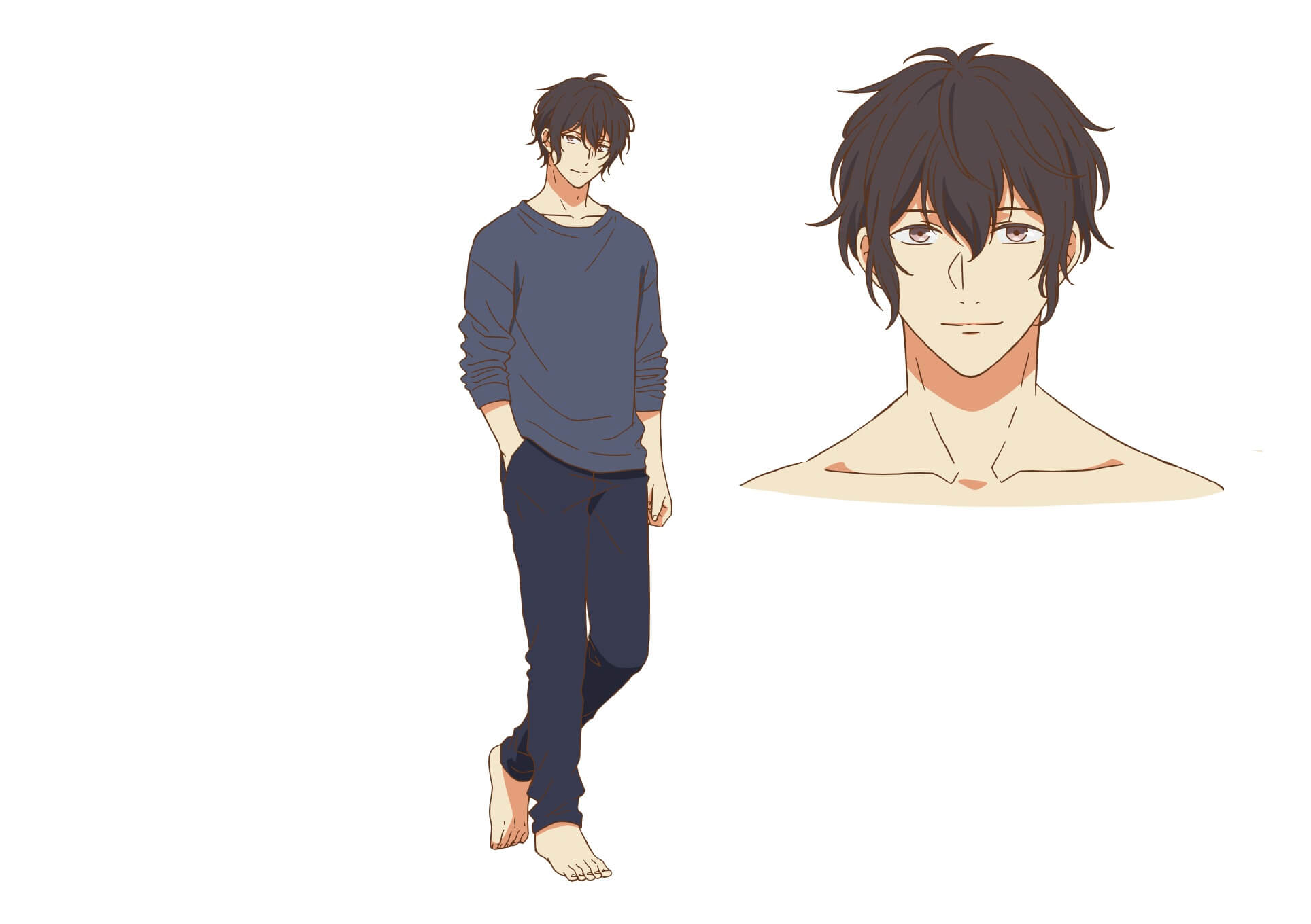 Given Bl Anime Trailer Unveils New Characters Key Visual Released