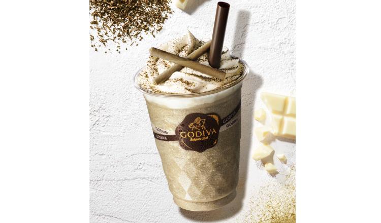 GODIVA-ショコリキサー-ホワイトチョコレート-ほうじ茶-Hojitea-White-chocolate-Drink_Image