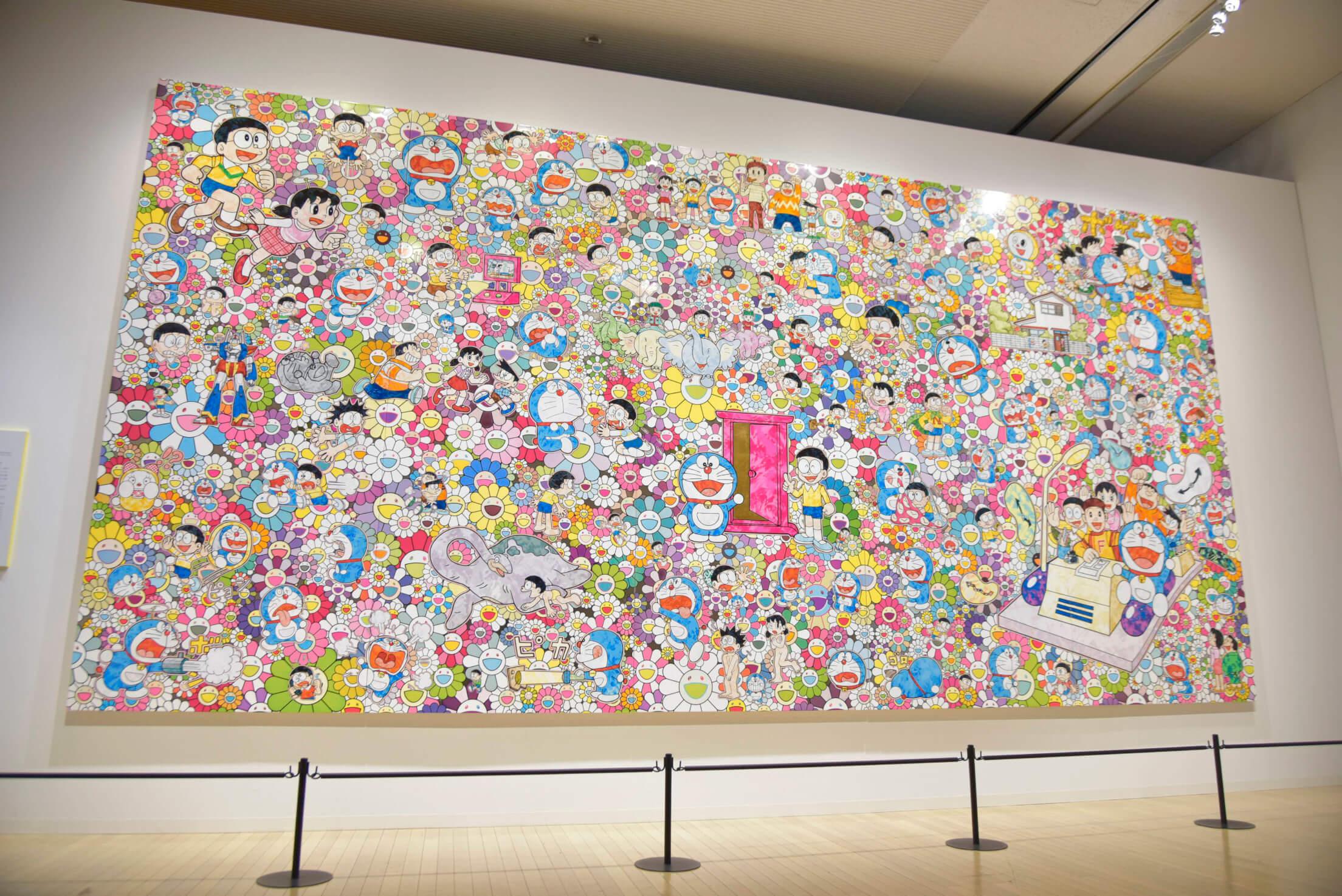 THE ドラえもん展 OSAKA 2019 Doraemon exhibition osaka 4