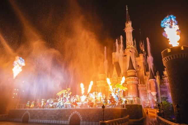 Disney land 夏 夜 ショー Summer Night Show オー!サマー・バンザイ!/Oh! Summer Banzai!_5_md