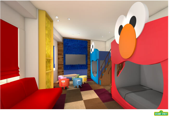 Universal Studios Japan Adds Snoopy, Sesame Street