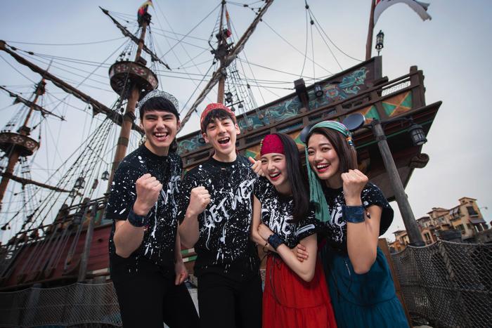 ディズニー・パイレーツ・サマー Disney sea
