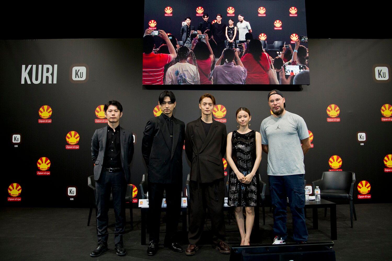 東京喰種 トーキョーグール【S】 Tokyo ghoul movie PARISプレミア_Q&Aセッション_3024