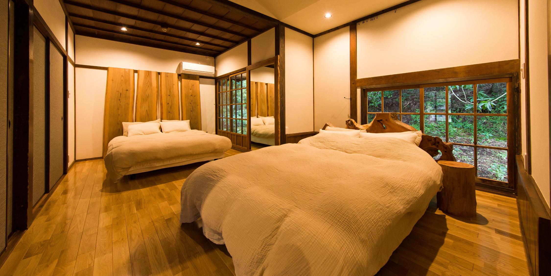 古民家ホテル hotel 熊本県 星岳・月岳 kumamoto 3