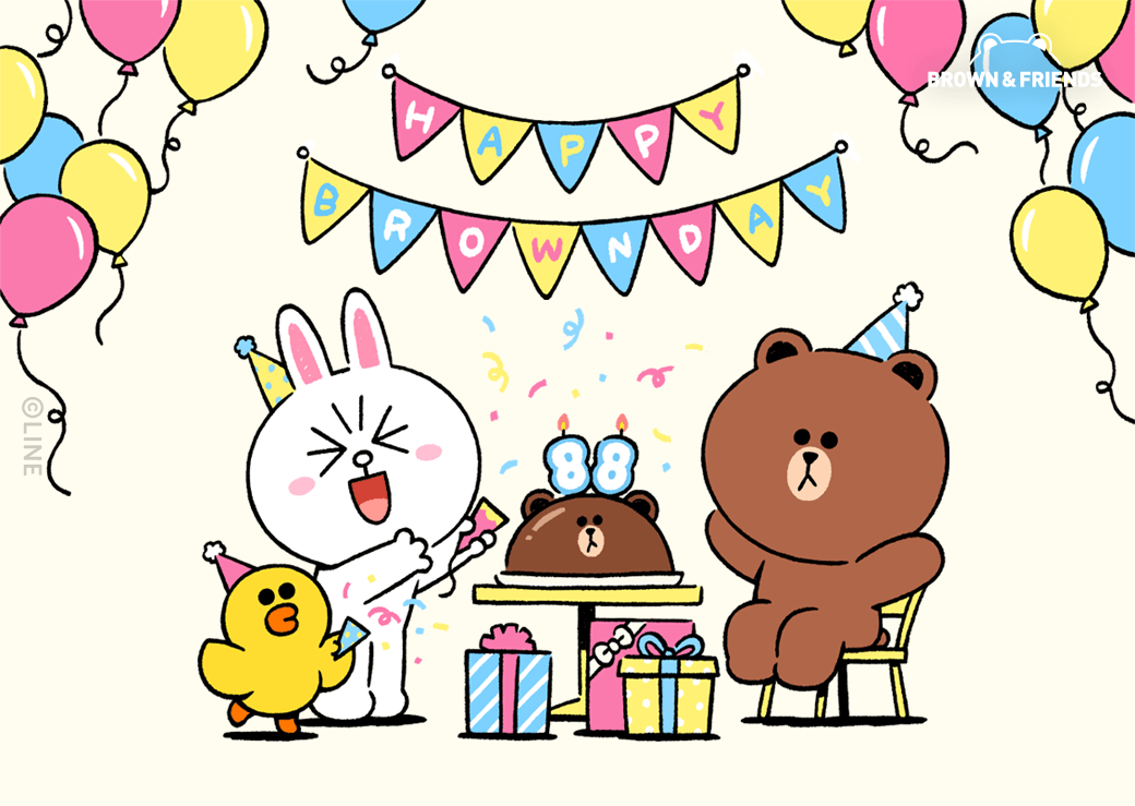line-friends-store-%e5%8e%9f%e5%ae%bf-%e3%83%95%e3%82%99%e3%83%a9%e3%82%a6%e3%83%b3-harajuku_megabrown-pressrelease_brownday_20190710