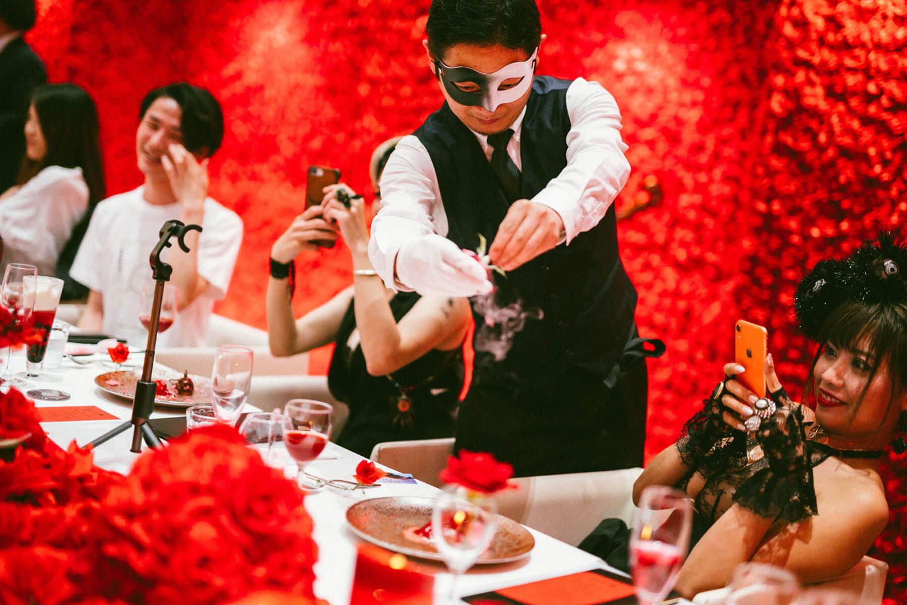 東京喰種 レストラン ghoulrestaurant_05_performance