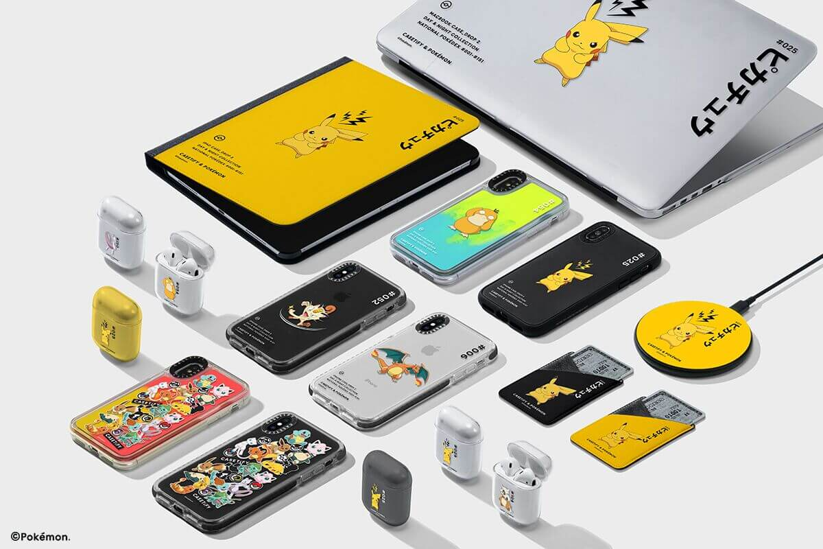 CASETiFY pokemon ポケモン3