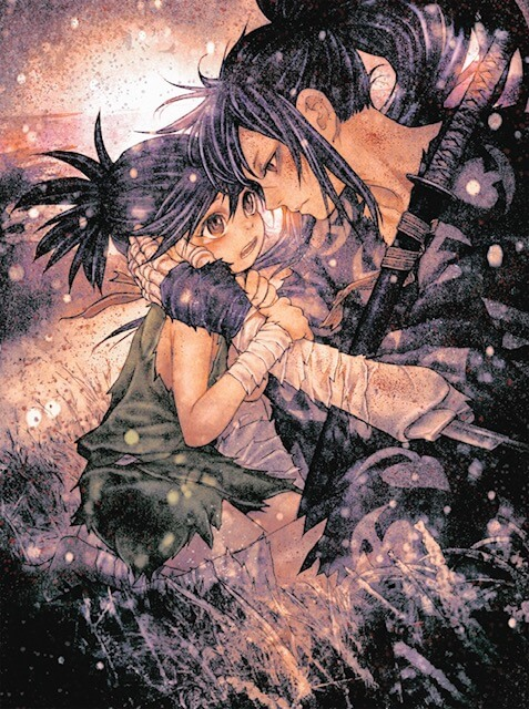 Dororo Anime Soundtrack Album Illustration By Original Illustrator