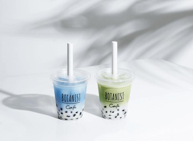タピオカ ヴィーガン ボタニストカフェ Bubble tea vegan BOTANIST CAFE 原宿 harajuku 2