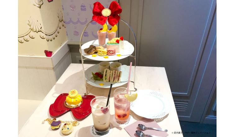 Qpot-cafe.-sailor-moon-セーラームーン コラボカフェ