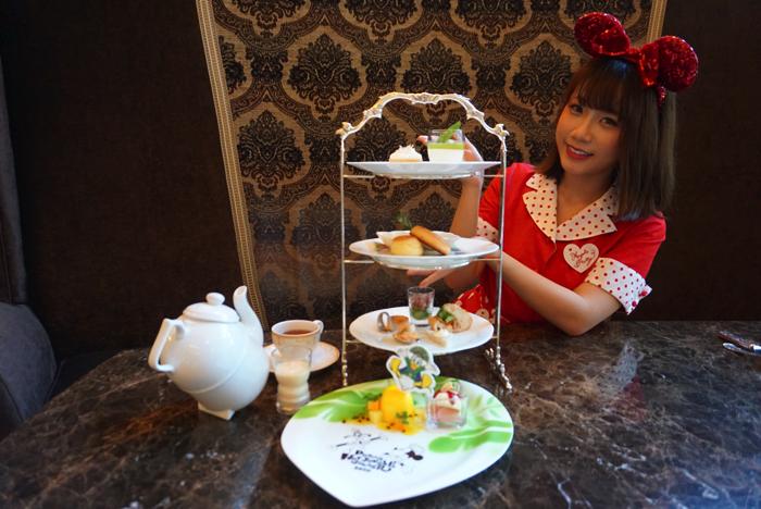 東京ディズニーランドホテル アフタヌーンティー Tokyo Disneyland hotel afternoontea 17