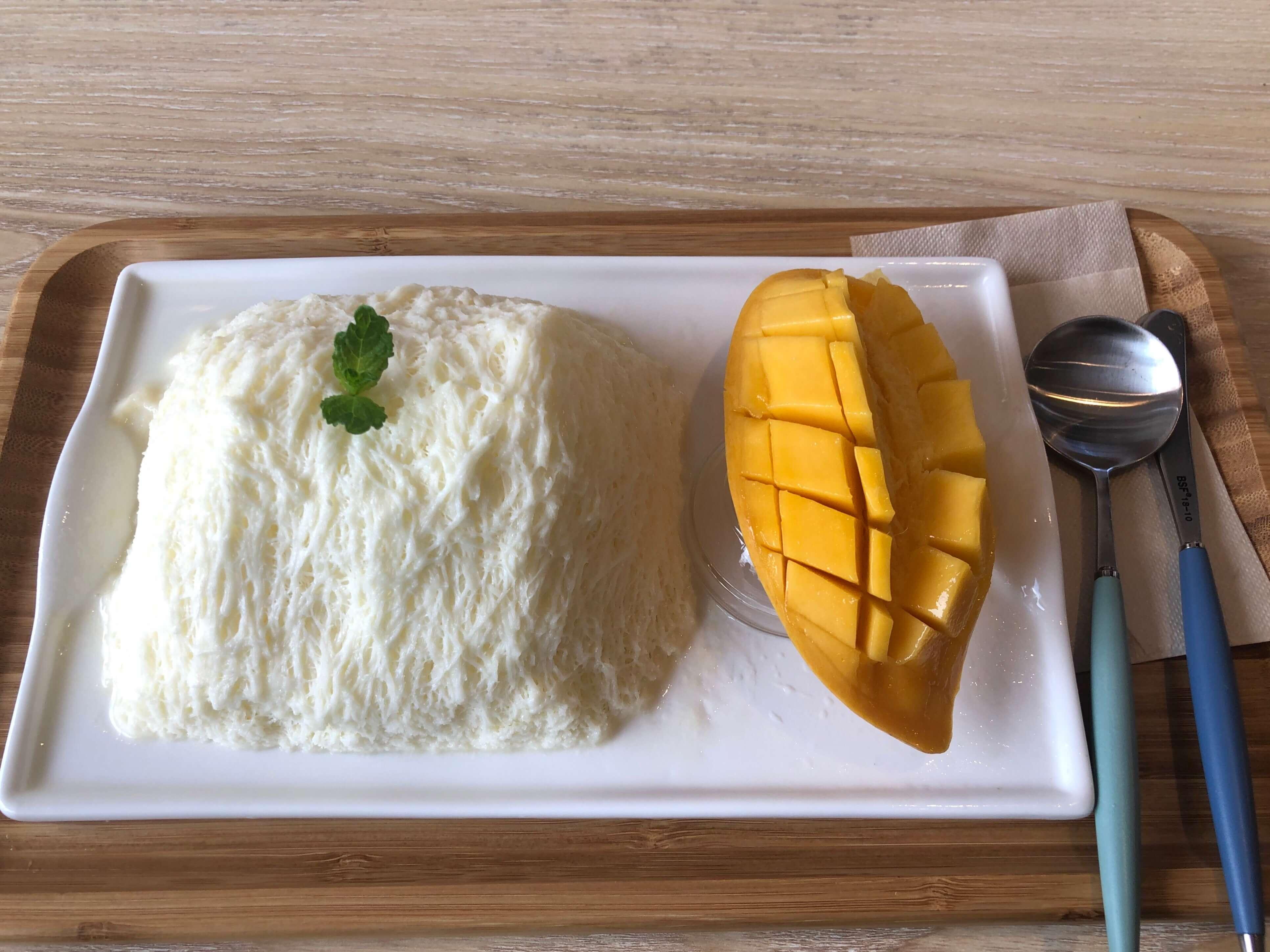 SeoulCafé ソウルカフェ 新大久保 かき氷 スイーツ Shinokubo shavedice sweets3