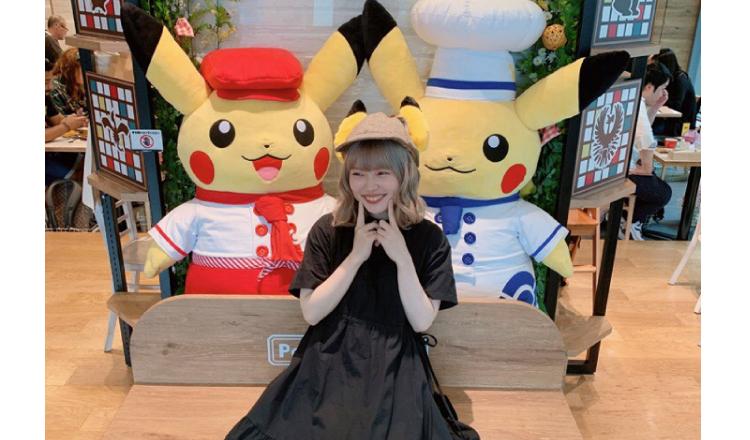 ポケモンカフェ-pokemoncafe-古関れん Koseki-ren