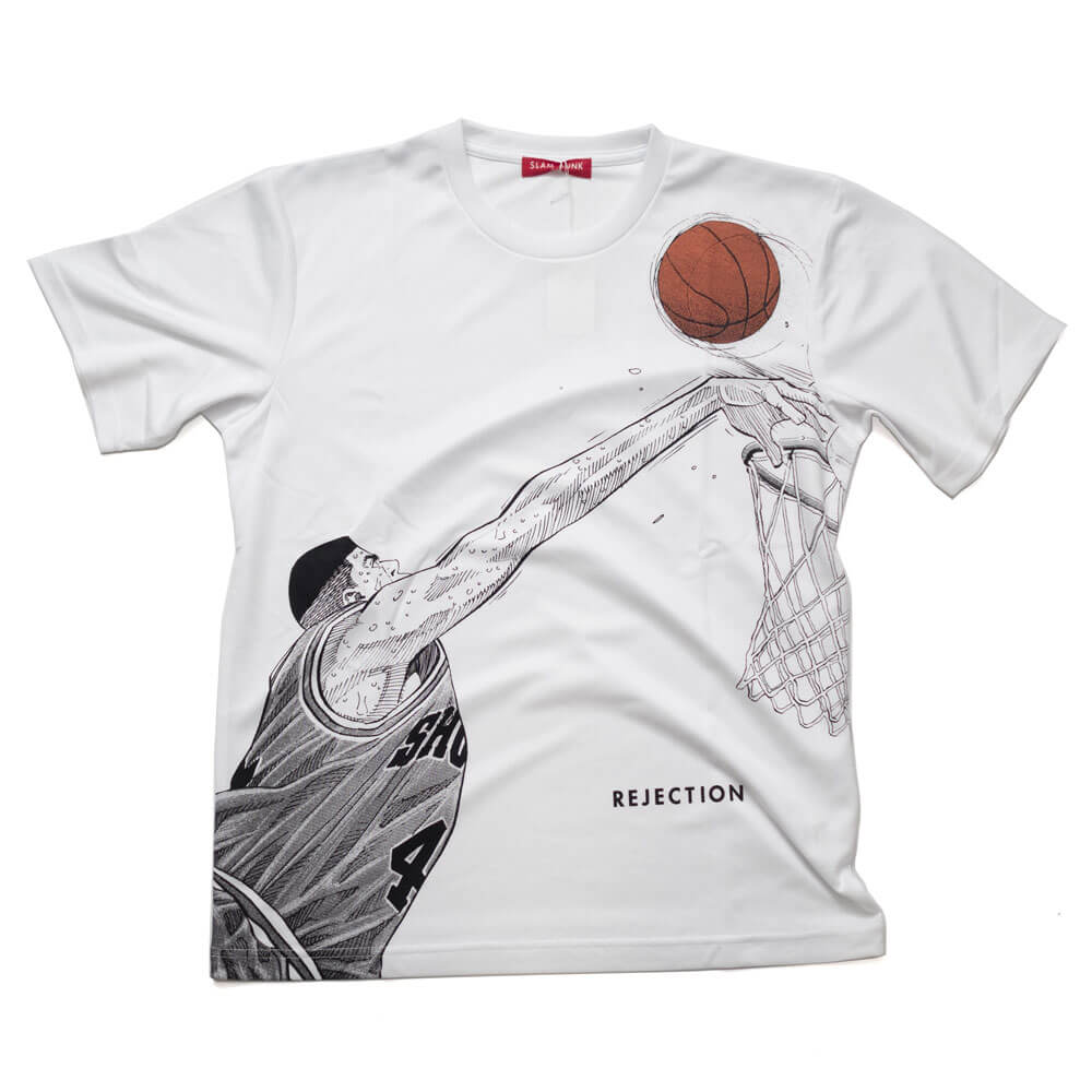 Official Slam Dunk Manga T-Shirts Release at American Sports