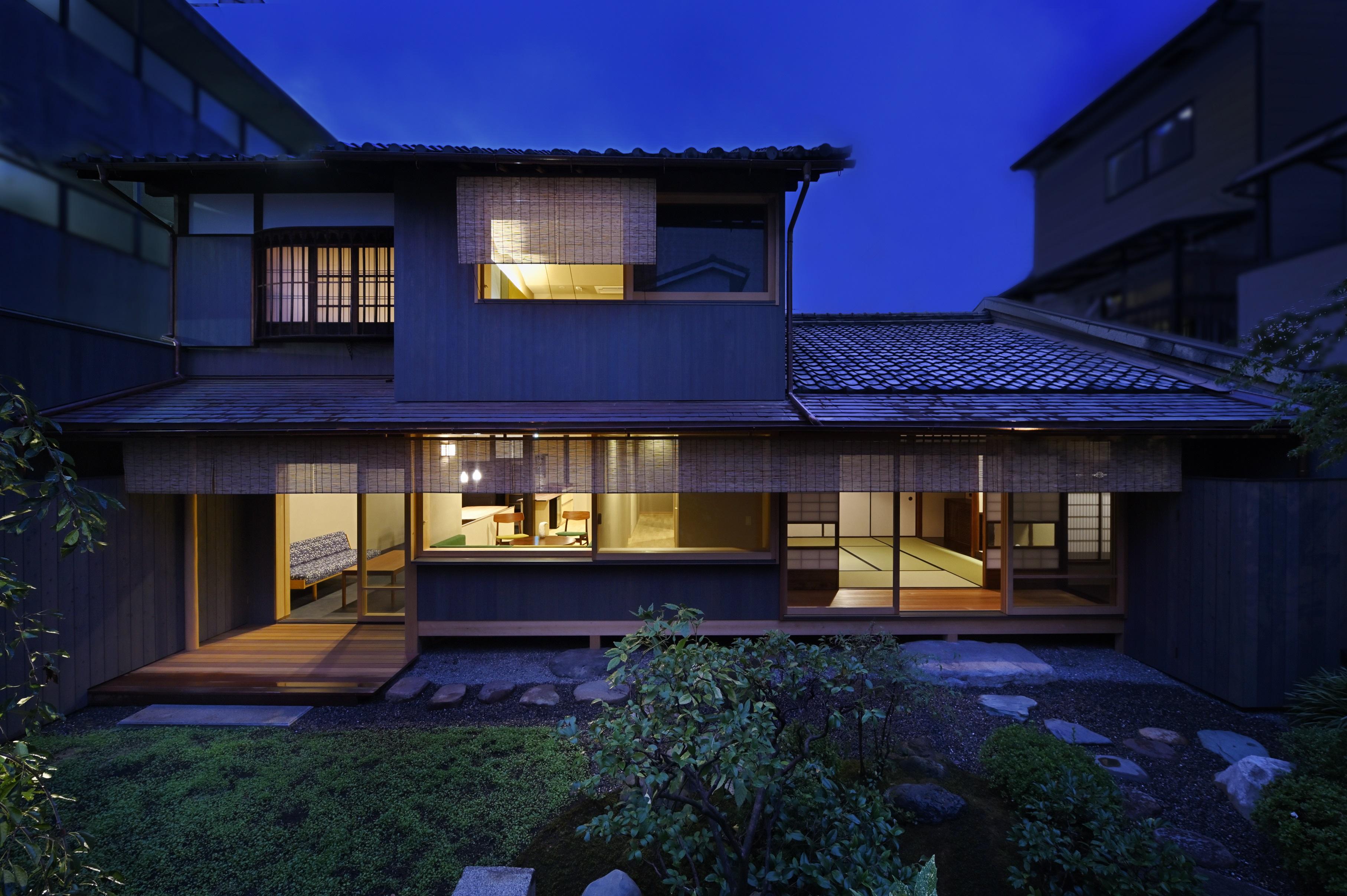 京の温所 西陣別邸(にしじんべってい)宿泊 kyoto accommodation hotel